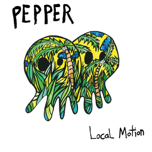 Pepper - Local Motion Digital + Water Bottle
