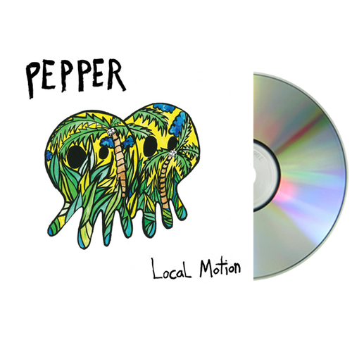 Pepper - Local Motion CD