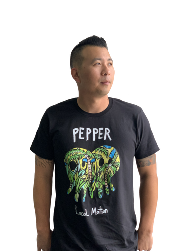 Pepper - Local Motion T-Shirt