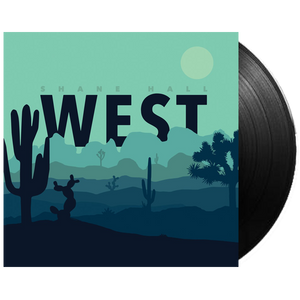 "Shane Hall - West 10"" Vinyl + Digital Download"