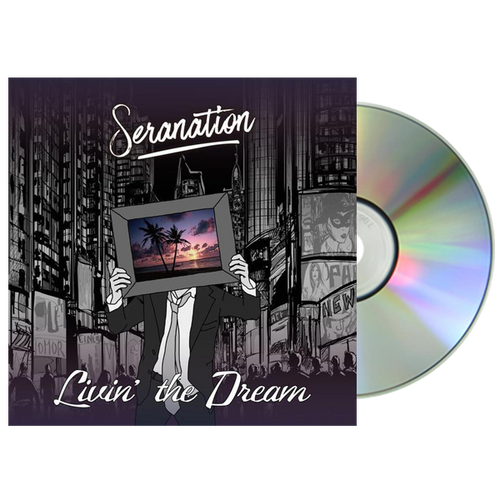 Seranation - Livin' The Dream CD