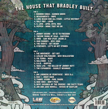 Load image into Gallery viewer, The House That Bradley Built Compilation - 180 gram / Gatefold / Double Vinyl LP