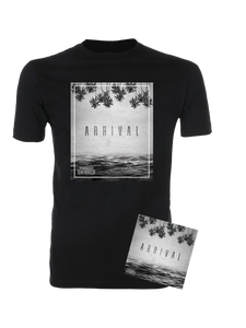 TTR Bundle - Arrival CD + Uni-Sex Tee + Digital Album