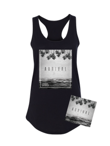 TTR Bundle - Arrival CD+ Women's Tank + Digital Album