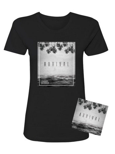 TTR Bundle - Arrival CD + Women's T-Shirt + Digital Album