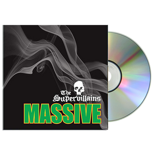 The Supervillains - MASSIVE CD