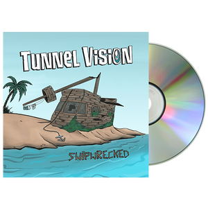 Tunnel Vision - Shipwrecked EP CD