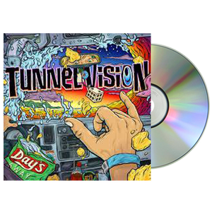 Tunnel Vision - Days Away CD