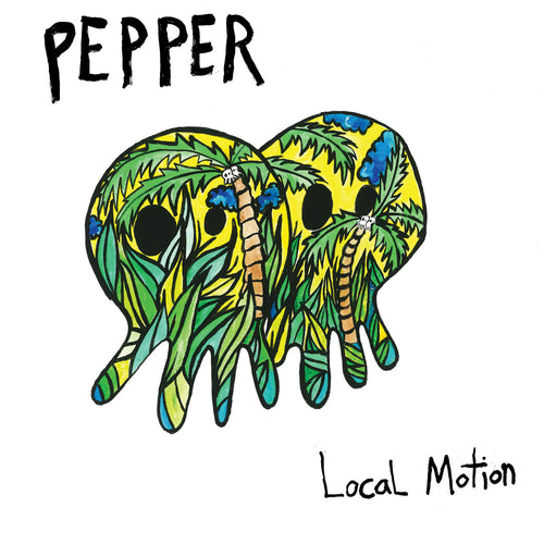 Pepper - Local Motion Digital