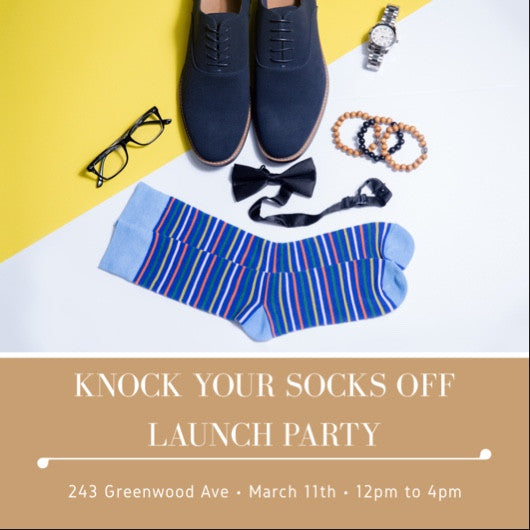 You're Invited! KYSO Launch Party