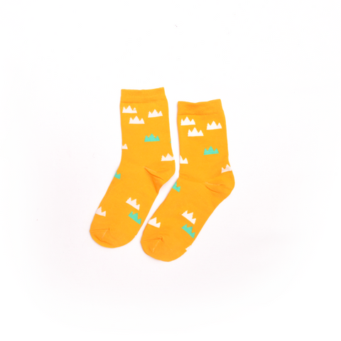 Above the Clouds Women's Ankle Socks