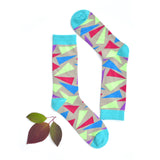 kyso triangle socks