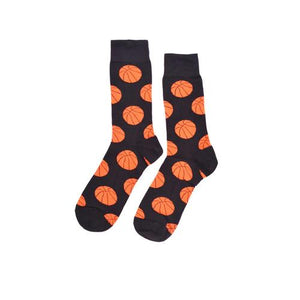 Basketball Cotton Socks