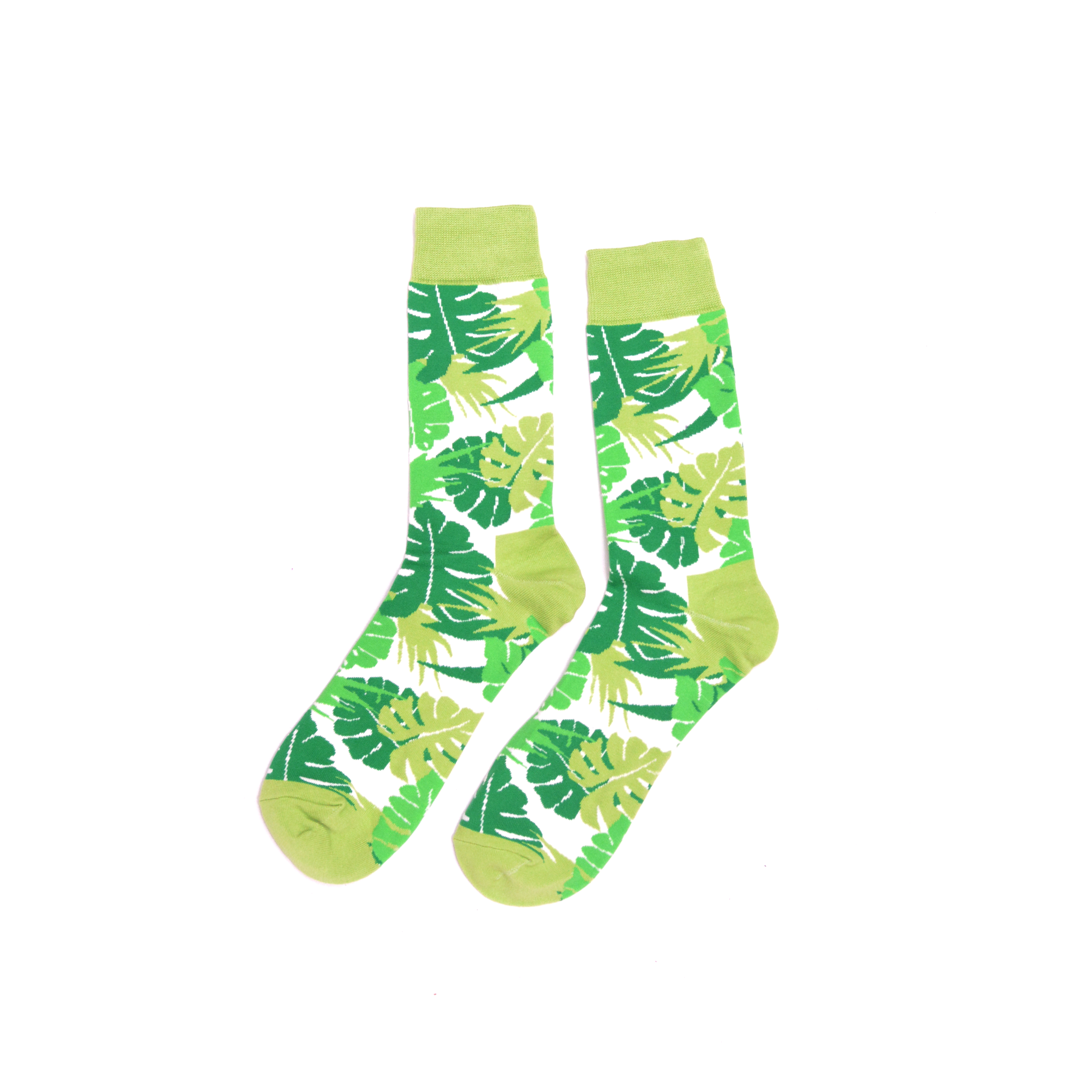 Monstera Women's Casual Socks