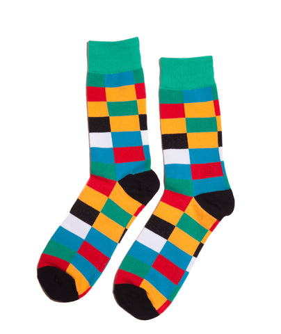 Bands Dress Socks