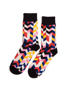 Impression Dress Socks