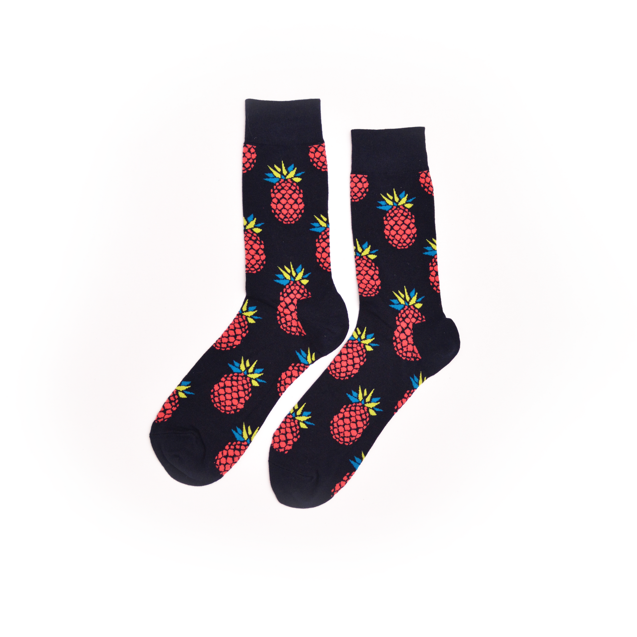 Pineapple 2 Dress Socks