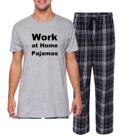 "Rockabye ""Work at Home"" Unisex Sleep Set"