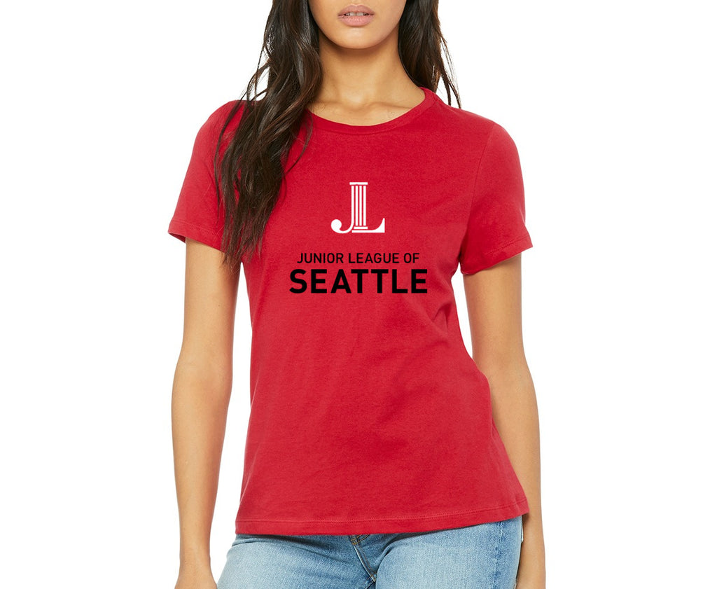 "JL Seattle Women's ""Logo"" T-shirt"