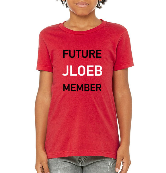 "JL Oakland-East Bay ""Future Member"" Youth T-shirt"