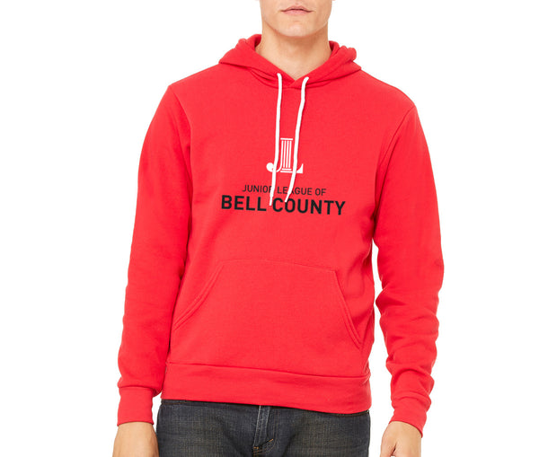"JL Bell County Unisex ""Logo"" Pullover Hoodie"