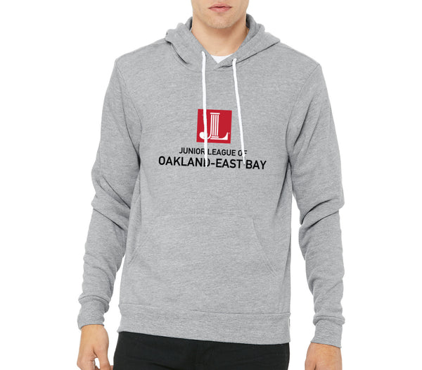 "JL Oakland-East Bay Unisex ""Logo"" Pullover Hoodie"
