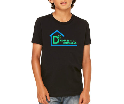 "D-Squared ""Logo"" Youth T-shirt"