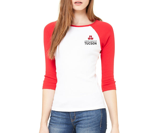 "JLT Women's ""Volunteer State"" Ringer Shirt"