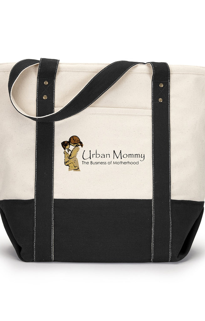 Urban Mommy Tote Bag