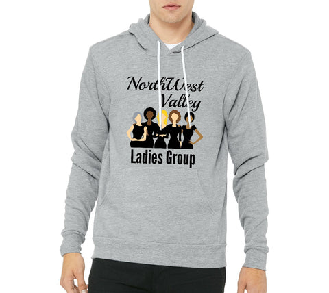 "NWV Ladies Group ""Diverse Women"" Unisex Pullover Hoodie"
