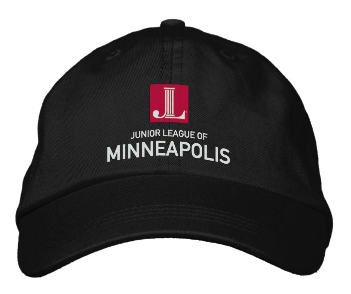 JL Minneapolis Unisex Embroidered Twill Hat