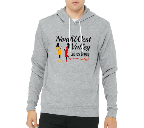 "NWV Ladies Group ""Logo"" Unisex Pullover Hoodie"