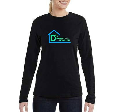 "D-Squared ""Logo"" Women's Long Sleeve T-shirt"