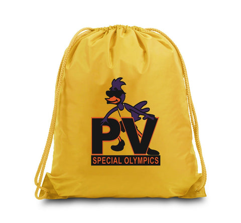 "PVSO ""Logo"" Drawstring Backpack"