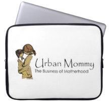 "Urban Mommy ""Logo"" Electronics Case"