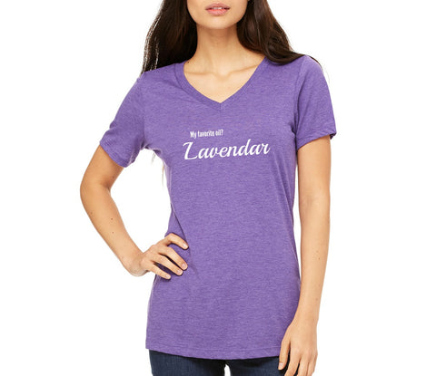 "Essentially Me ""Lavendar"" T-shirt"