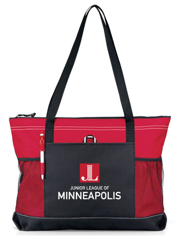 "JL Minneapolis ""Logo"" Premium Tote Bag"