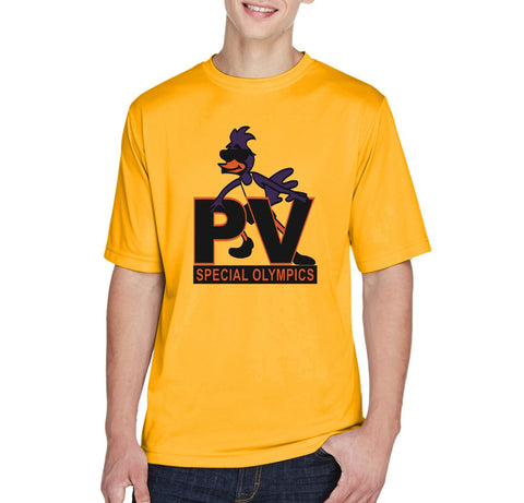 "PVSO Unisex ""Logo"" Performance T-shirt"
