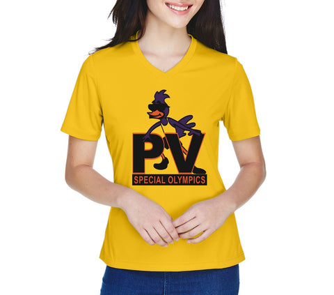 "PVSO Women's ""Logo"" Performance T-shirt"