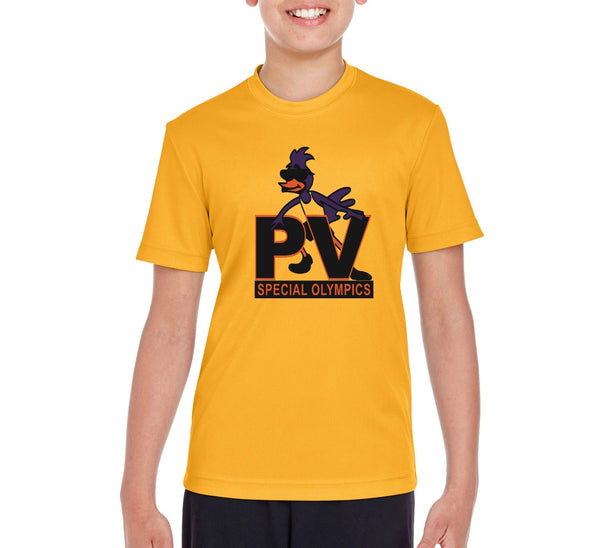 "PVSO Youth ""Logo"" Performance T-shirt"