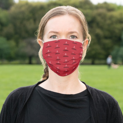 "JL Harrisburg ""Logo"" Cloth Face Mask"