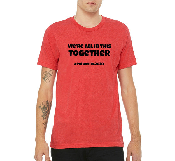 "Unisex ""Together"" T-shirt"
