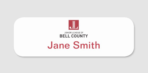JL Bell County Name Tag (Members Only)