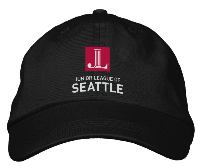 JL Seattle Unisex Embroidered Twill Hat