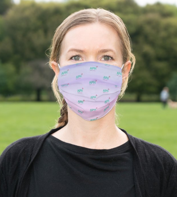 "PPA ""Logo"" Cloth Face Mask"