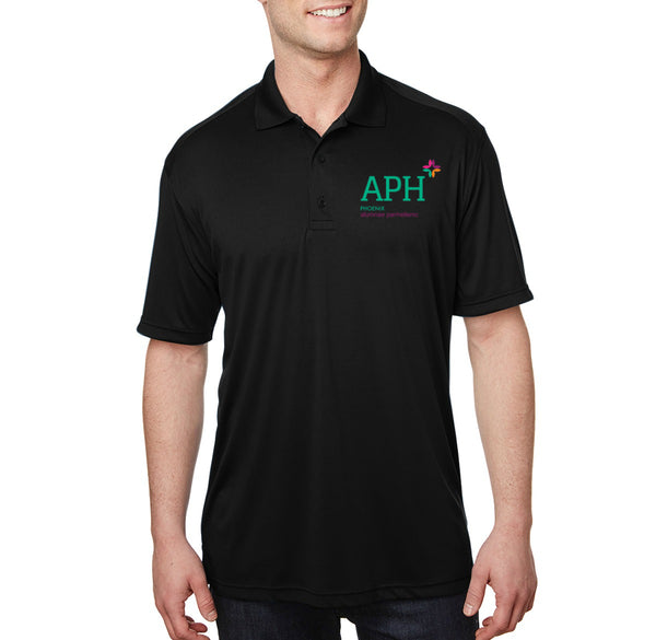 "PPA Embroidered ""Logo"" Unisex Performance Polo"