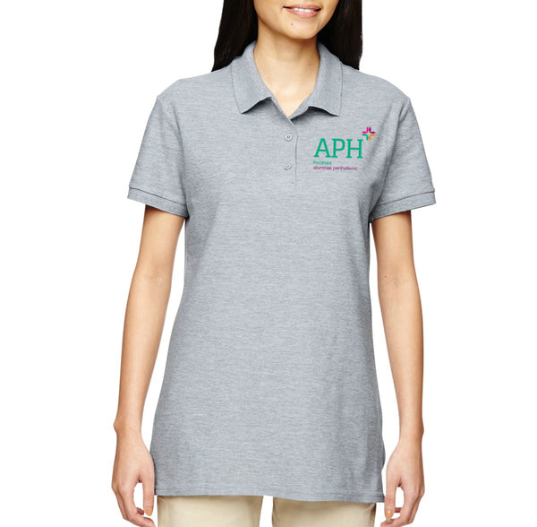 "PPA Embroidered ""Logo"" Women's Polo"