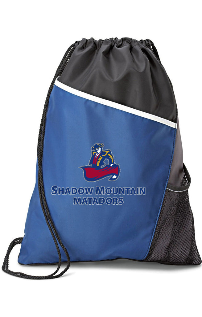 "SMHS ""Logo"" Drawstring Backpack"