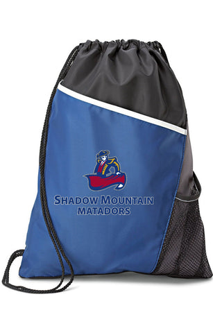SMHS *NEW* Drawstring Backpack
