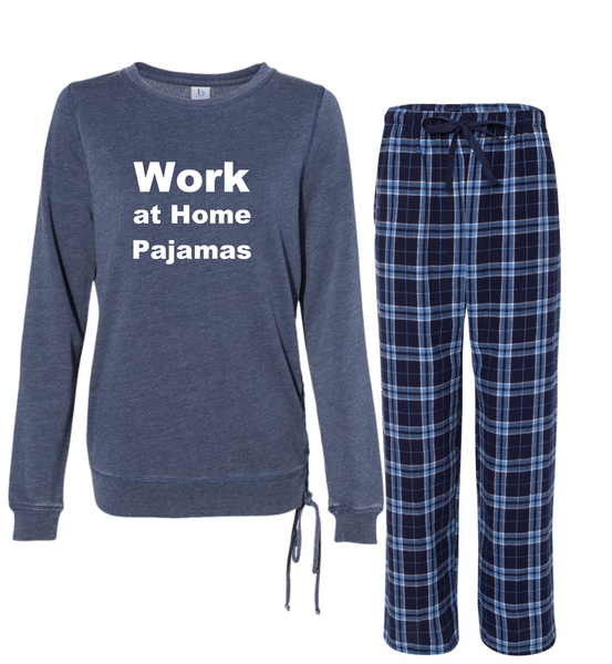 "Rockabye ""Work at Home"" Women's Super Cozy Sleep Set"